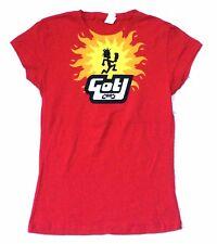 Insane Clown Posse Gathering 2005 Girls Juniors Red Shirt L New Juggalos Icp