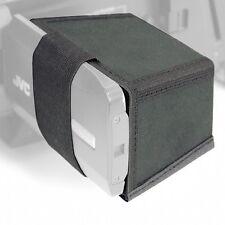 NUOVO lcdhd12 SUN SHADE PROTECTOR progettato per JVC gy-hm700, 750 e Canon XF300.