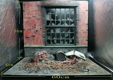 Doll house Room Box 7 ~ Scale 1:6 Pullip Blythe Momoko Monster Barbie Figure