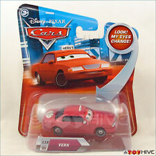 Disney Pixar Cars Vern the taxi #119 eyes that move