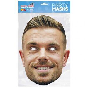 Liverpool F.C - Cardboard Face Mask (HENDERSON)