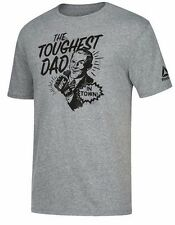 UFC Toughest Dad Father's Day Graphic T-Shirt MMA Reebok