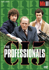 DVD:THE PROFESSIONALS MK II - NEW Region 2 UK
