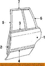 CHRYSLER OEM 84-86 New Yorker Exterior-Rear-Molding Trim Right X232BX9