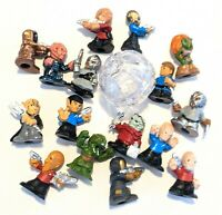 CHOOSE: Star Trek Fighter Pods Series 1 - 1 inch Mini-Figure * Combine Shipping!