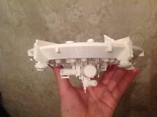 Mothership from District 9 movie.  Unpainted. Assembled