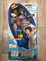 Working Condition! BOXED Toymax SPICE GIRLS Mel B. SCARY SPICE Talking Doll 1999