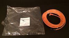 Ecomat 400 ifm Cable Plug Model EVT327 250V AC/ 300V DC 1:4A ~ 10m Cable Length