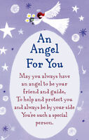 An Angel For You Heartwarmers Keepsake Credit Card & Envelope Gift