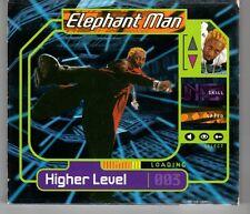 (HJ480) Elephant Man, Higher Level - 2002 CD