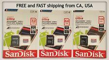 32GB 64GB 128GB SanDisk Micro SD Card TF Class 10 Android Nintendo Samsung