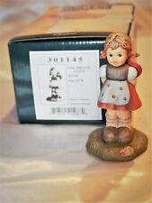 "Berta Hummel Figurine vintage ""For The One I Love"" with original box"