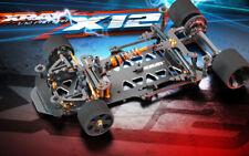 Xray competencia RC Car x12 2019 us spec 1/12 pan car kit/Kit nuevo 370010