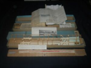 Lyken Valley Models O Scale Hi Cube Boxcar and Tri Level Auto Carrier To Restore