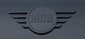 Genuine MINI Piano Black Rear Boot Badge Emblem Logo Plaque F54 51142465240