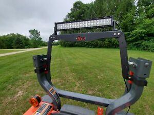 Kubota LED ROPS Light Bar Kit Harness Mount