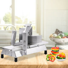 4.8mm Tomato Slicer Cutter Manual Slicing Cutting Tomato Machine Commercial