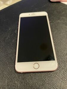 Apple iphone 6s Plus Rose Gold  64GB Used AT&T Gently Used