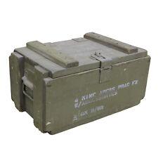 EX ARMY MINE APERS BOX, EX AUSTRALIAN ARMY BOX, MINE APERS AMMO BOX EX ARMY MINE
