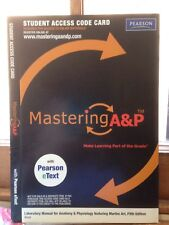 MasteringA&P Access Card - for Lab Manual for A&P feat. Martini Art, 5th edition