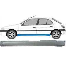 Peugeot 306 1993-2001 4/5 Tür Voll Schweller Reparaturblech / Links