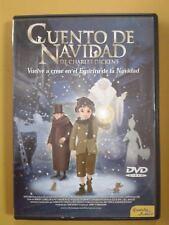 CUENTO DE NAVIDAD   !!! PRECINTADA   ***  EDIC. EN ESPAÑOL - C.  DICKENS