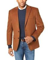 $450 Ralph Lauren Cashmere Silk Blend Classic-Fit Sport Coat Mens 38R 38 NEW