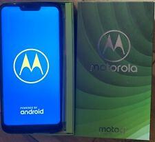 New listing Motorola Moto G7 Power - 32Gb - Marine Blue (Unlocked) (Single Sim) -Opened box