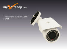 TELECAMERA BULLET IP 1.3 MP 960P 6 MM IP66 IR 20 METRI SONY HD DAY NIGHT