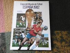 LIBRO COPA DEL MUNDO DE FÚTBOL ESPAÑA 1982