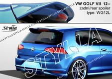 SPOILER REAR ROOF VW VOLKSWAGEN GOLF MKVII MK7 WING ACCESSORIES