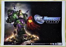 DC Universe Online - LEX LUTHOR Print DC Superman