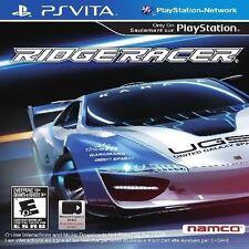 PlayStation Vita - Ridge Racer - Ps  Vita Video Game Factory Sealed
