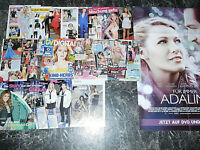 BLAKE  LIVELY  144  TEILE/PARTS newspaper cuttings  CLIPPINGS  LOT   0320