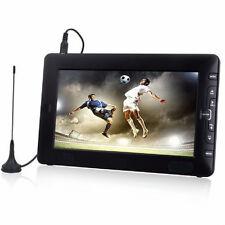 """9"""" TV widescreen Portatile Digitale Freeview integrato & registrazione PVR-USB HDMI"""
