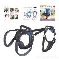 Dog Lifting Aid Mobility Harness Older, Injured Surgery Pet Care Large Size New