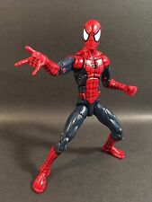 "2016 SDCC MARVEL LEGENDS THE RAFT SPIDER-MAN 6"" FIGURE NICE NEW"