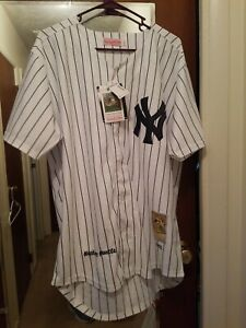 mickey mantle cooperstown collection New York Yankees Jersey  #7