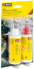 NOCH 60870 2K Wasser-Gel 2 Komponenten à je 100 ml ++ NEU & OVP ++