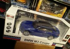 1:14 MJX BMW M3 Coupe Blue RC w Lights Mint in box Ultra Rare L@@k!!!