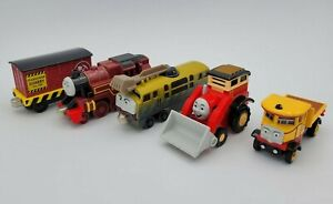 Thomas & Friends Diecast Lot Isabella Arthur Jack Diesel 10 Ffarquhar Quarry Car