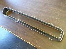 NOS OEM Ford 1968 Galaxie 500 XL Dash Bezel Trim Mouldling