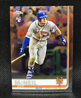 2019 Topps Chrome JEFF MCNEIL RC New York Mets Rookie #152