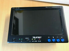 "Teletest 7"" monitor"