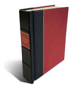 Jurassic Park, Hardback Book (Limited Edition Binding) Michael Crichton