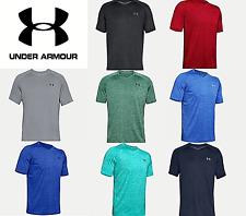Under Armour Men's UA Tech Locker 2.0 V-Neck T-Shirt Short Sleeve Tee 1328190