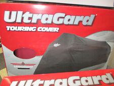 HONDA LARGE TOURING GL1100 12001500 1800 GOLDWING CRANBERRY /BLACK BIKE COVER
