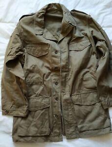 veste treillis M47 Indochine Algérie militaire TAP Légion  Para uniforme
