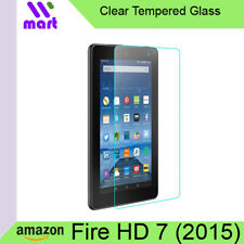 Clear Tempered Glass Screen Protector for Amazon Kindle Fire HD 7