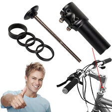 Alloy Handlebar Fork Stem Riser Bicycle Rise Up Extender Head Up Adaptor ZJSM